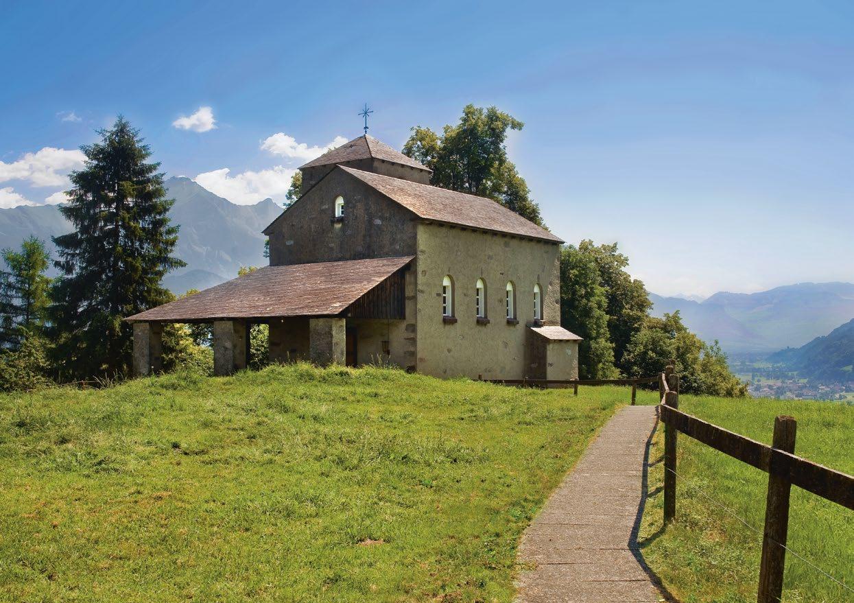 Kulturwanderung zur Antonius-Kapelle Butz