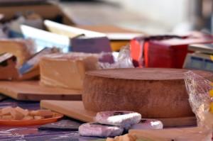 Alpabfahrt Käsemarkt